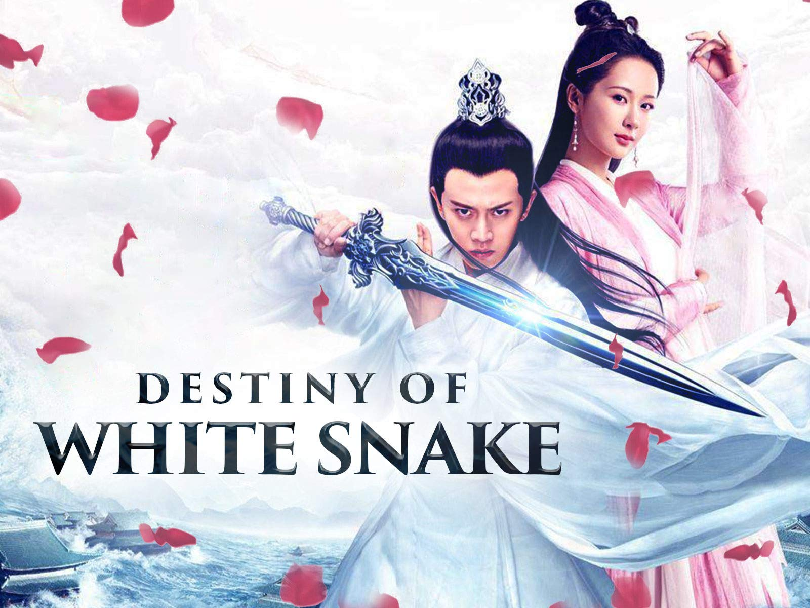 Watch Destiny Of The White Snake Prime Video