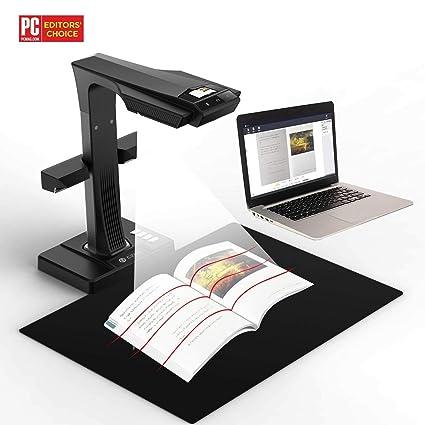 CZUR ET 16 Plus Smart Book Scanner (Black)