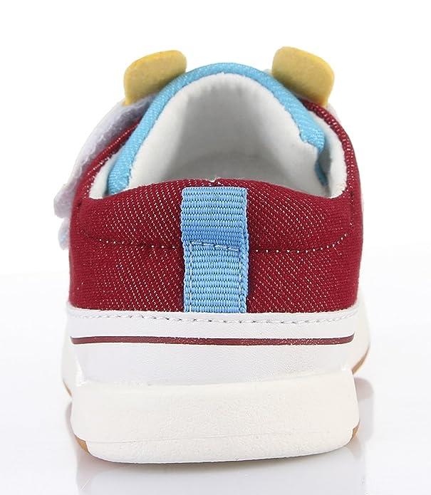 78bd272bb Cloudkids Zapatos Bebé Primeros Pasos Niños Niñas Unisex con Suela  Antideslizantes  Amazon.es  Zapatos y complementos