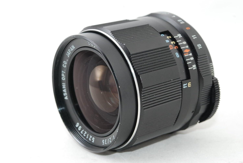PENTAX ペンタックス Super-Multi-Coated TAKUMAR 35mm F2   B07FY65LK9
