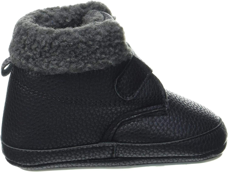 22 EU Sterntaler Baby Jungen Schuh First Walker Shoe schwarz