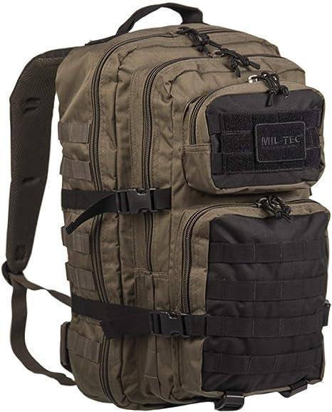 YDS Ranger - Mochila de estilo militar, 20 L y 36 L, gran ...