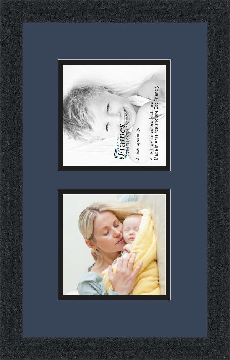 Amazon.de: Art An Rahmen double-multimat-1525-837/89-frbw26079 Foto ...