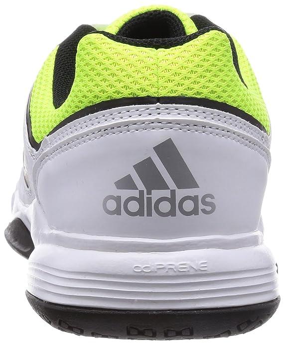 separation shoes 97e45 ec666 Adidas - Court Stabil 12, Scarpe Pallamano da uomo, Nero (Schwarz (CblackSilvmt)),  38 23 Amazon.it Scarpe e borse