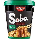 Nissin Yakisoba, Noodle di Grano Saraceno Istantaneo Gusto Teriyaki - 90 gr