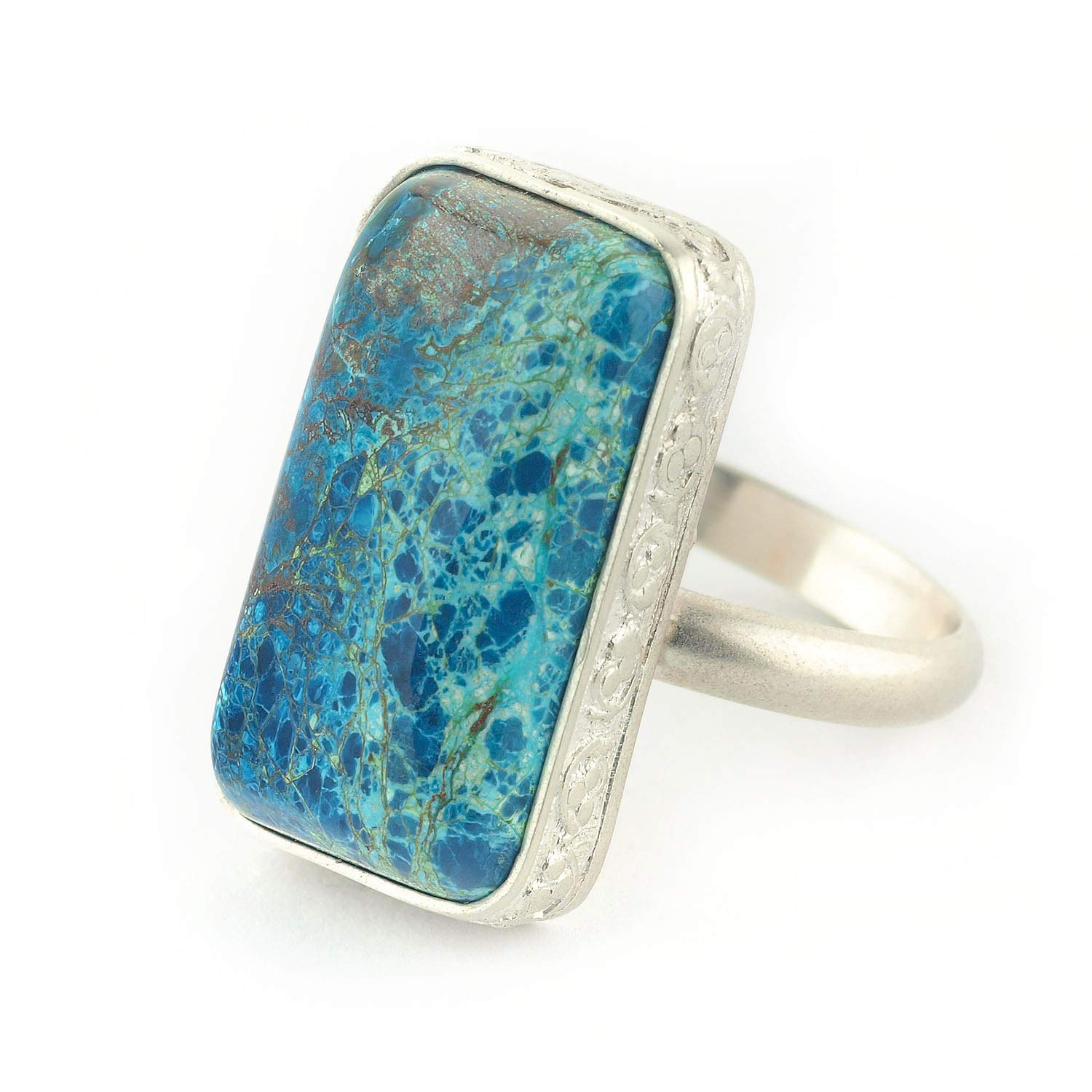 N 925 STERLING SILVER HANDMADE SOLID  RING  SIZE UK