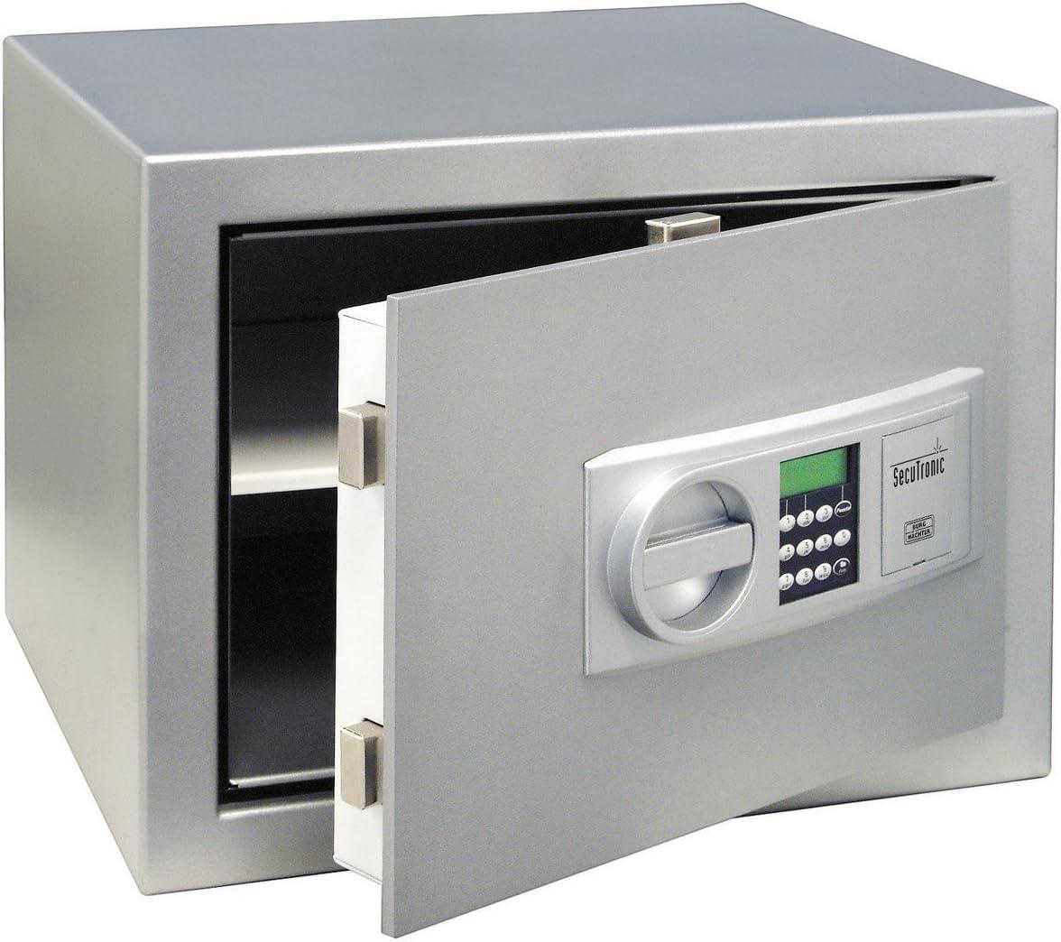Burg-Wächter Karat MT 24 N E Caja fuerte para muebles, cerradura combinación electrónica , Nivel N: Amazon.es: Bricolaje y herramientas