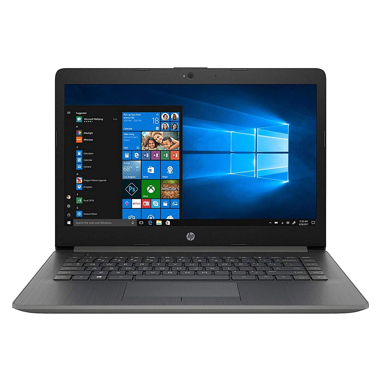 HP 14 Core i3 7th gen 14-inch Thin and Light...