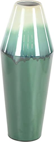 Deco 79 59937 Polished Ceramic Urn-Type Vase