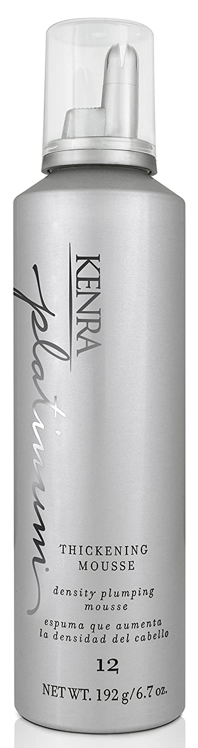 Kenra Platinum Thickening Mousse, 6.7-Ounce 15045