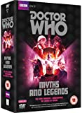 Doctor Who - Myths and Legends (The Time Monster / Underworld / The Horns of Nimon)