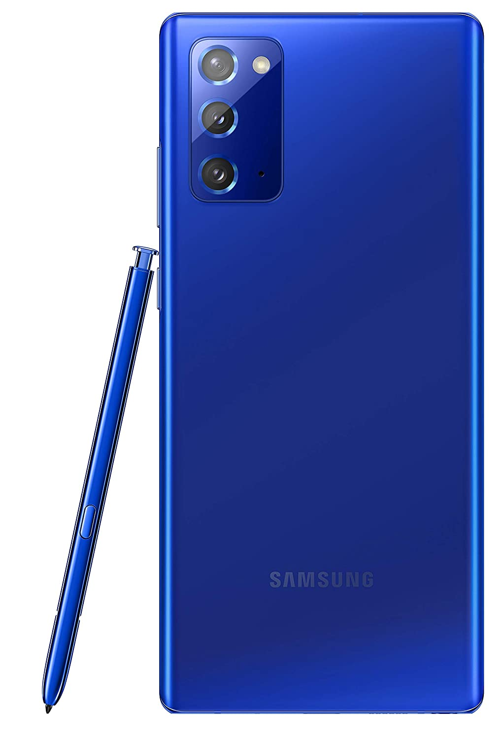 Samsung Galaxy Note 20 (Mystic Blue, 8GB RAM, 256GB Storage) with No Cost  EMI/Additional Exchange Offers: Amazon.in: Electronics