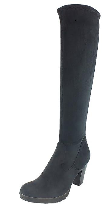 Tamaris Stiefel Navy Blau Gr. 41: : Schuhe