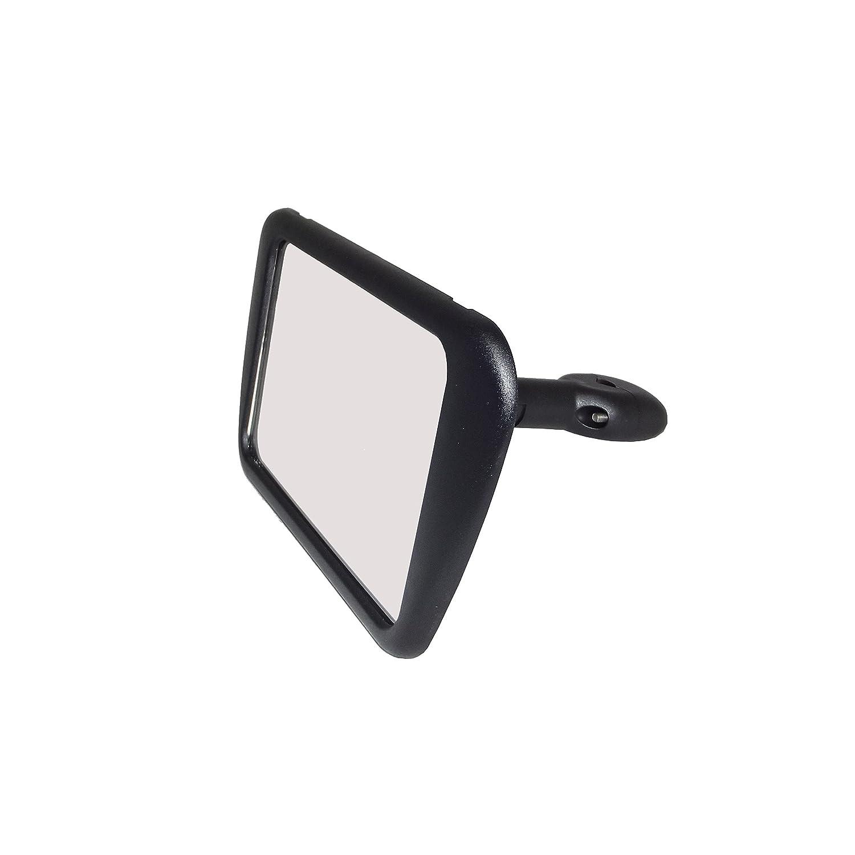 Smart-Planet® hochwertiger Rücksitzspiegel / Rückspiegel für Babys oder Kinder in einer Babyschale (Maxi Cosi , Britax , Chicco , Concord , Cybex , Osann, Recar,etc.) - einfache Befestigung an Kopfsütze der Rückbank - Baby Beob