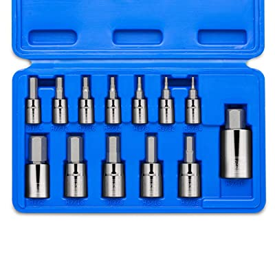 Neiko 10075A Hex Bit Socket Set