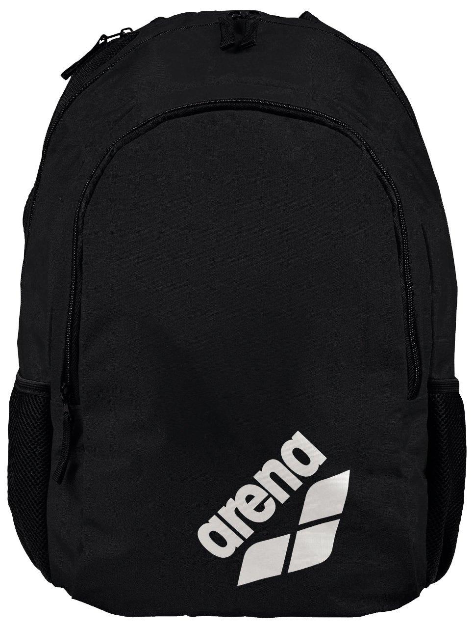 arena Spiky 2 Swim Backpack, Black Team