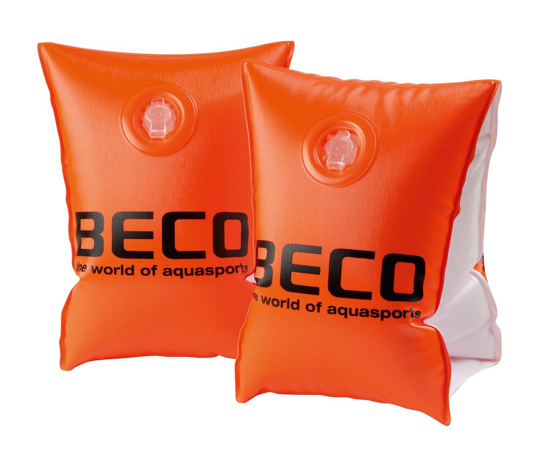 Beco 09703 Schwimmhilfen Doppelkammersystem K/örpergewicht 1, Gr/ö/ße 0 + G/ürtel pink