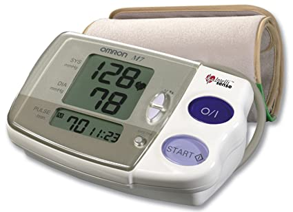 Omron Intellisense M7 - Tensiómetro electrónico de brazo (ajustable)