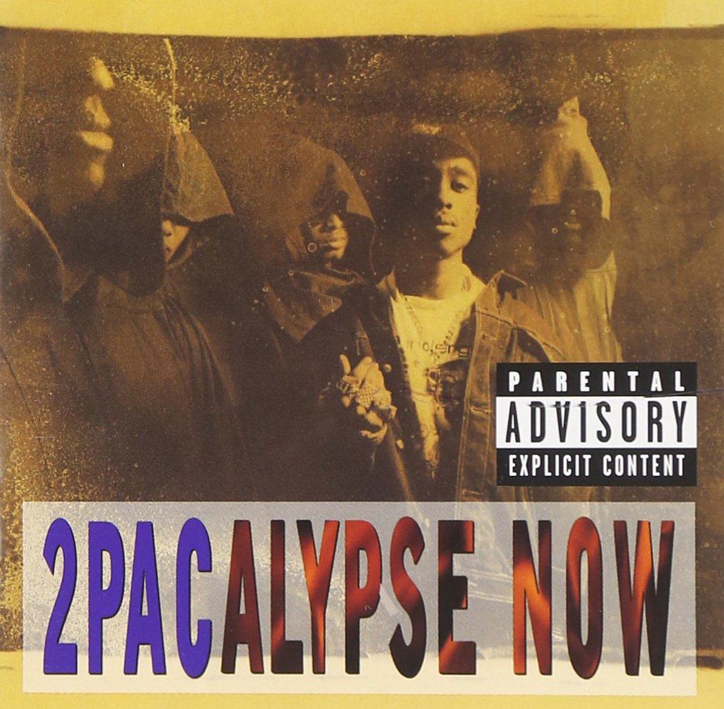 Image result for 2Pac: 2pacalypse Now