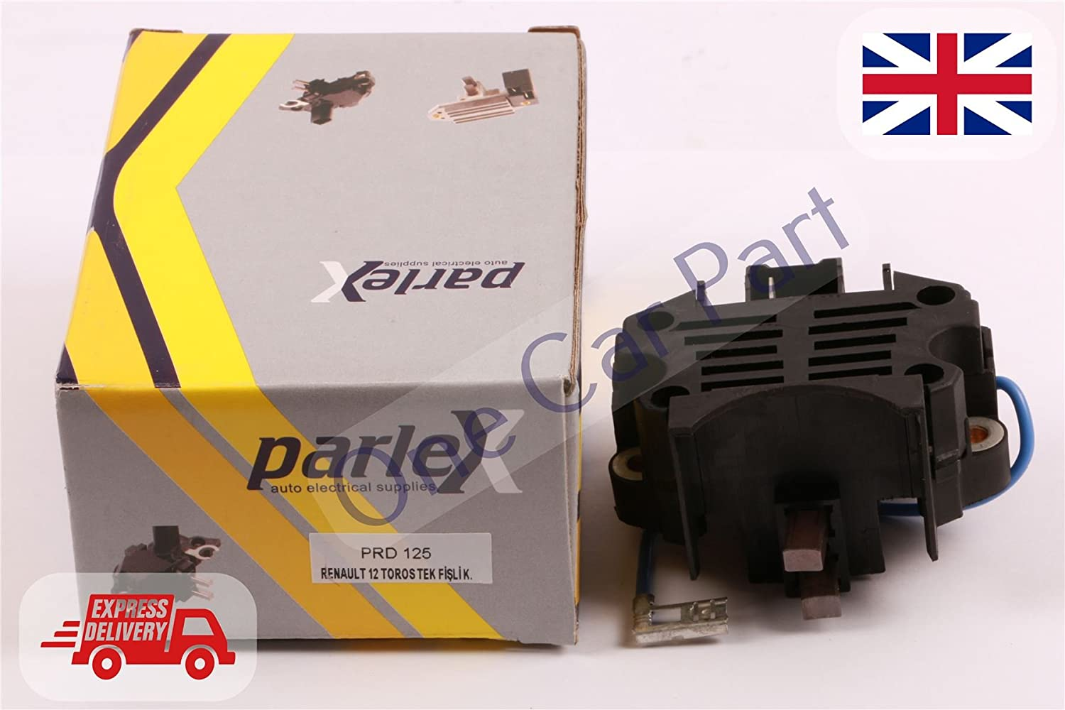 12V PARIS RHONE ALTERNATOR REGULATOR 130661 FITS PEUGEOT CITROEN VOLVO TALBOT