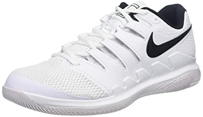 33384edb1500 Nike Men s Air Zoom Vapor X Tennis Shoes (7 M US