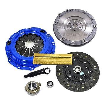 eftr etapa 1 Kit de embrague y volante para 93 - 03 ford Sonda Mazda 626 MX6 protege 2.0L: Amazon.es: Coche y moto