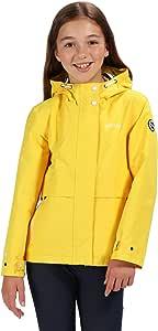 Regatta Kid's Bambalina Waterproof Hooded Outdoor Jacket