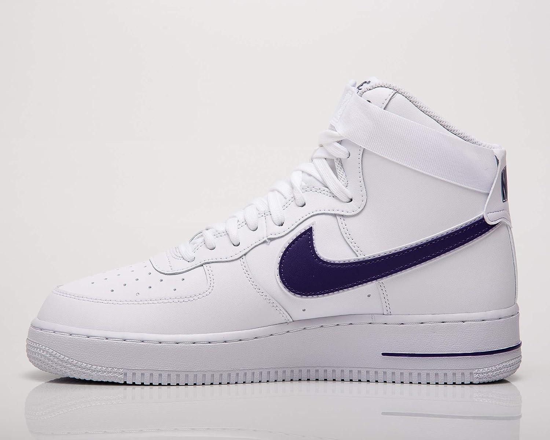 Nike Herren Air Force 1 High '07 3 Basketballschuhe: Amazon