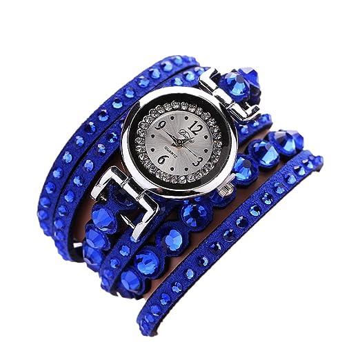 Ouneed Uhren Damen Marken Uhren Goldarmband Quarz Armbanduhr