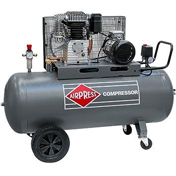 BRSF33 ® ölgeschmierter Compresor De Aire Comprimido HK 700 - 300 (4 KW, 11 bar, 270L Caldera, 400 V) Gran pistón de Compresor: Amazon.es: Bricolaje y ...