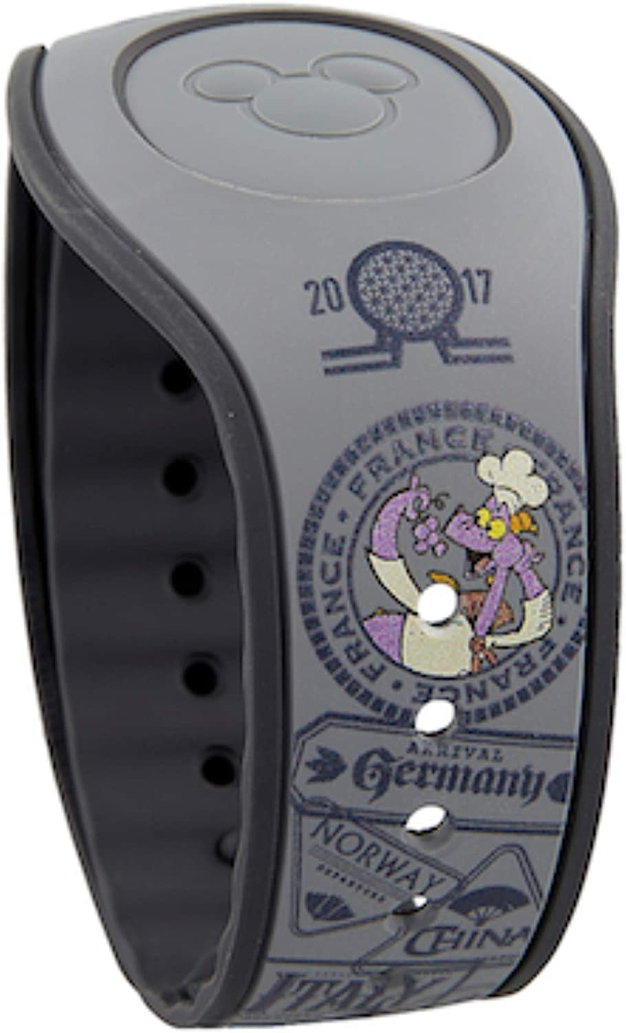 Disney Dooney And Bourke 2017 Epcot Food And Wine Festival Magicband