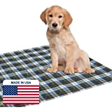 Dry Defender Puppy Pad - Washable Puppy Training Pad for Housebreaking Your Pet