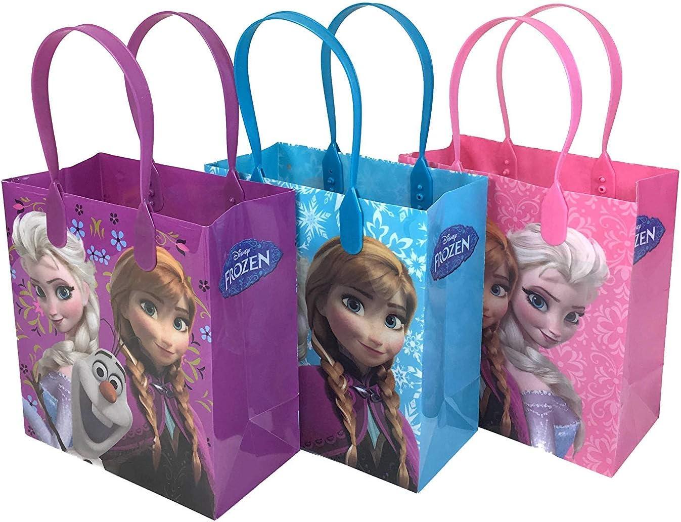 Amazon.com: Bolsas pequeñas para regalo Frozen de ...