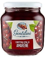 Gentilini Confettura Extra di Amarene, 6 pz. x  400 gr