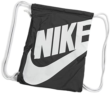 Image Unavailable. Image not available for. Color  Nike Heritage Drawstring Gymsack  Backpack ... 6bcd0c83f6