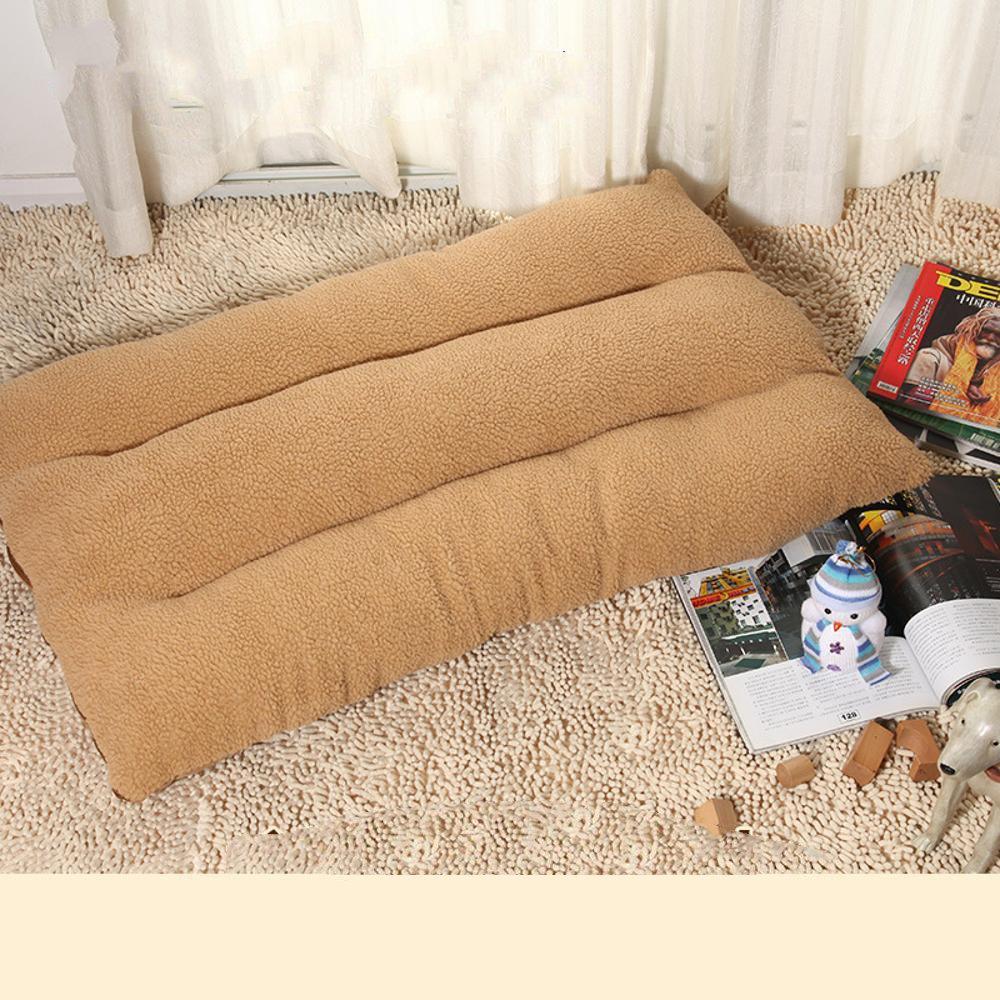 1006515cm Dixinla Pet Bed Velvet Cushion Kennel Washable Double pet Nest