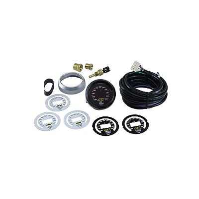 AEM 30-4402 100-300F Oil, Transmission or Water Temperature Gauge: Automotive