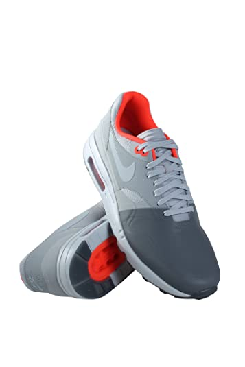 reputable site 8d144 df566 Image Unavailable. Image not available for. Color  NIKE Men s Air Max 1  Ultra 2.0 SE Grey ...