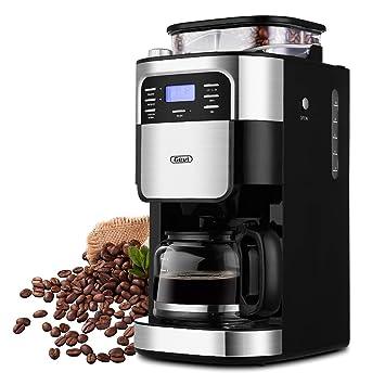 Amazon.com: Cafetera programable de 10 tazas con ...