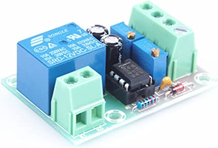 Amazon.com: LM YN Battery Charging Control Board DC 12V Intelligent Power  Control Board Charger Power Automatically Charged: Home Audio & Theater
