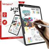BERSEM[2 PACK]Paperfeel Screen protector Compatible with iPad Air 4 (10.9 inch, 2020) / iPad Pro 11 (2020 & 2018 Models),iPad
