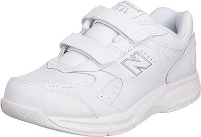new balance 411 velcro walking shoe - mens