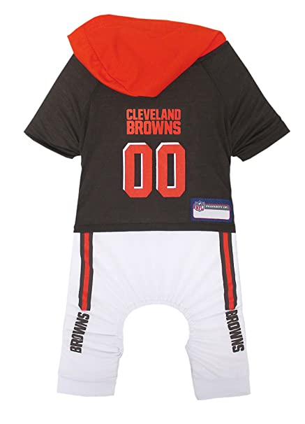 buy popular 2a543 85eb3 NFL Dog Onesie. New Cute Pajama Outfit for Dogs & Cats. Licensed Pet  Costume. 32 Football Teams, 5