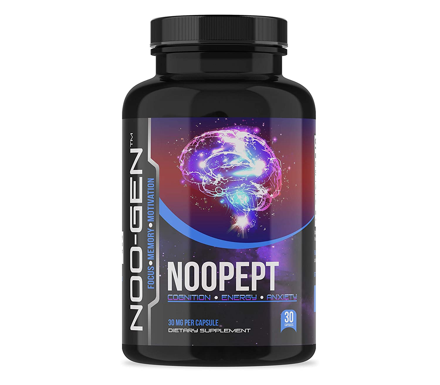 Amazon.com: NOOPEPT Supplement, Pharmaceutical Grade, Made in USA (30 Capsules 30mg): Health & Personal Care