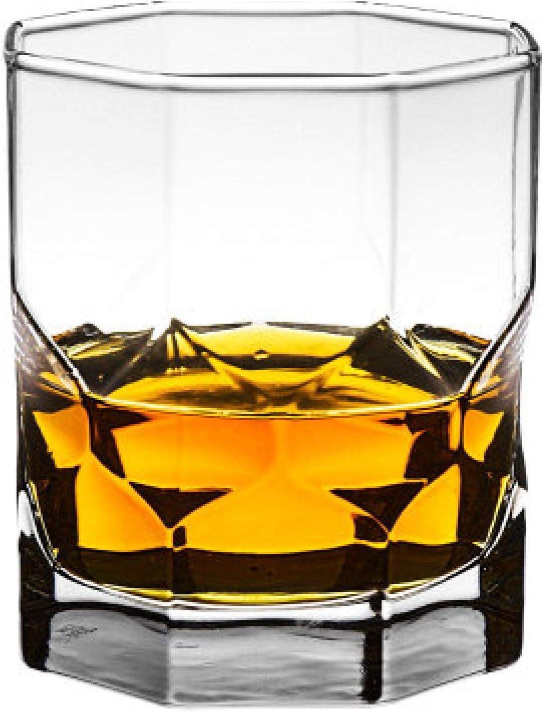 XMYZ 1 Uds Vasos de Whisky de Moda, Whisky, Bourbon, cócteles ...