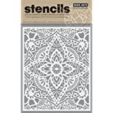Hero Arts SA064 Glorious Petal Stencil
