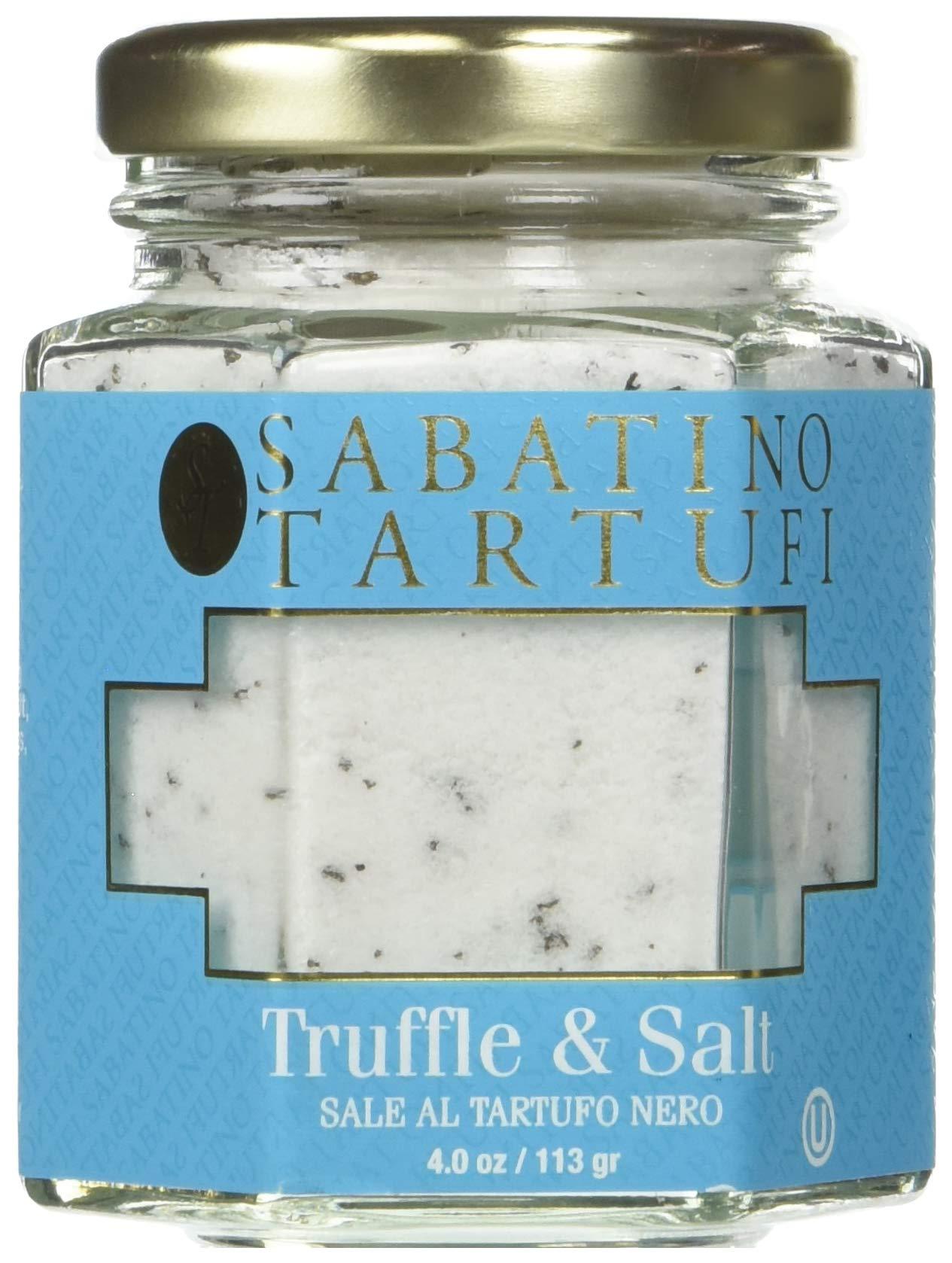Sabatino Tartufi, Truffle & Salt, 4 Ounce