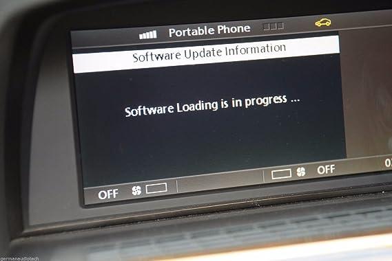 Última V32 actualización de Firmware para BMW E65 E66 7-series Software actualización del firmware sistema de navegación GPS DVD disco CD 2002 2003 2004 ...