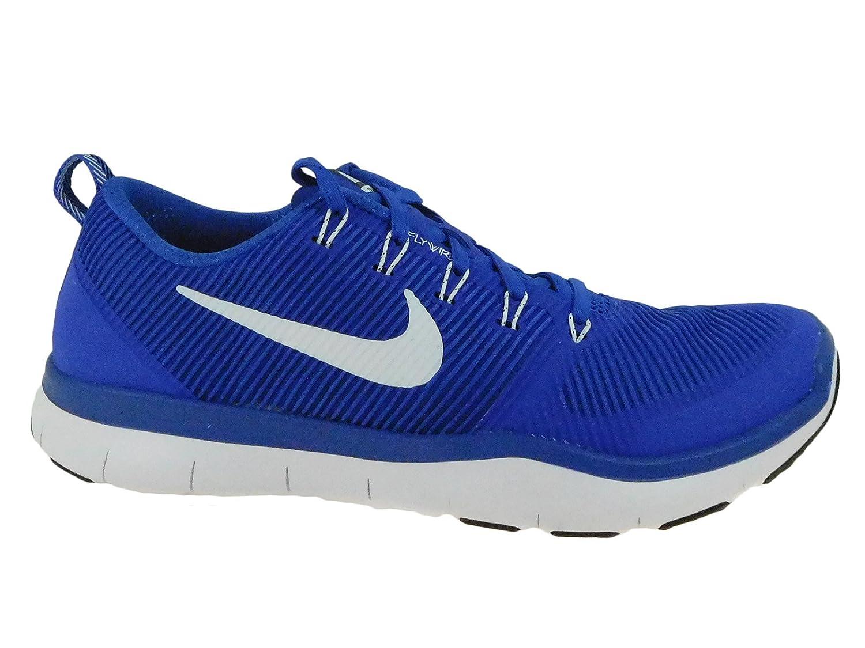 NIKE Men's Free Train Versatility Running Shoes B072M8MF13 12.5 D(M) US|Game Royal/White/Black