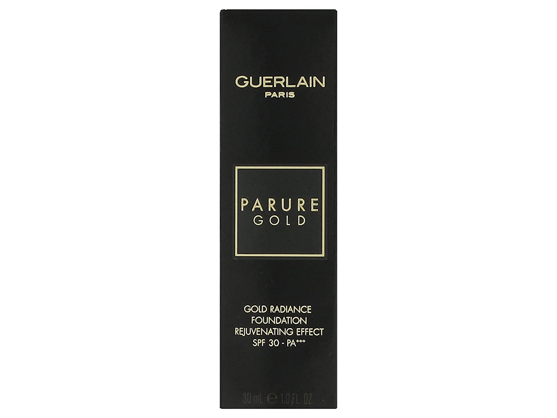 prodotto caldo nuove foto prevalente Guerlain Parure SPF 30 No. 01 Beige Pale Gold Radiance Foundation for  Women, 1 Ounce